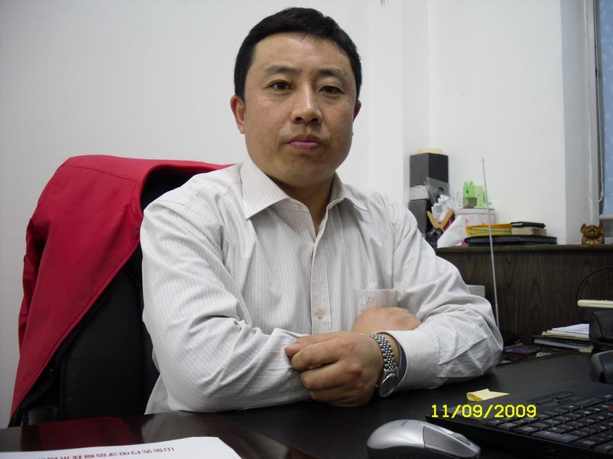 STIN先行电子总经理刘春松